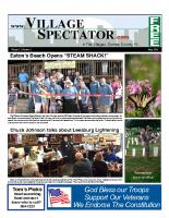 2016-05 Village Spectator